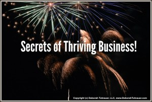 Secrets of Thriving Business with Don Purdum and Deborah Tutnauer