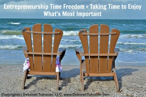 The Strategy of Entrepreneurship Time Freedom Explained
