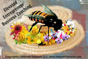 Elevated  Entrepreneur Business Coaching – There is a Bee in my Bonnet
